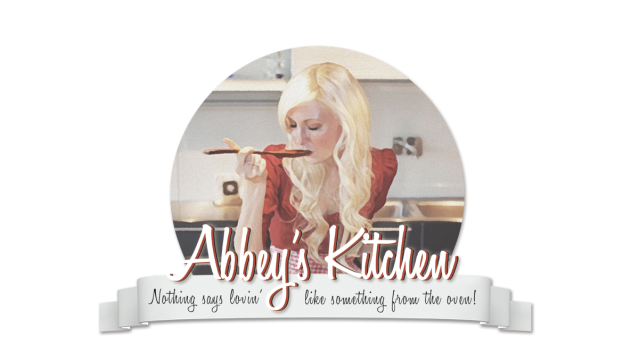 Abbey Sharp of Abbey's Kitchen