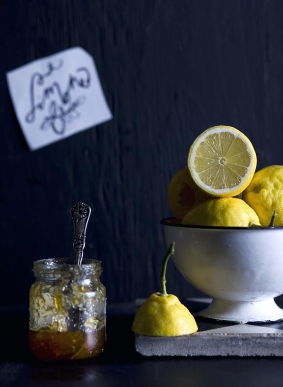 citromlekvar