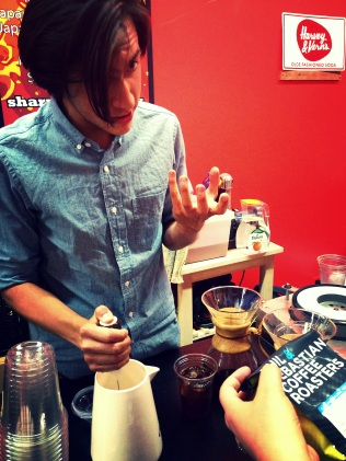 Chris from Working Coffee