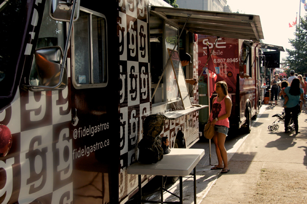 Food Trucks enter pilot program (photo provided by )